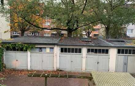 Garage in Hannover-Linden-Süd zu vermieten