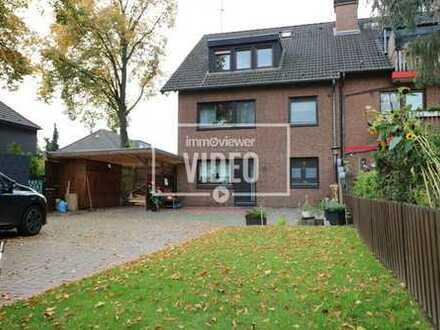Anlageobjekt auf Erbpachtgrundstück! Sehr gepflegtes Mehrfamilienhaus in Duisburg-Röttgersbach!