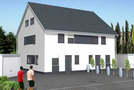 Attraktives Energiesparhaus (Doppelhaushälfte) in zentraler Lage