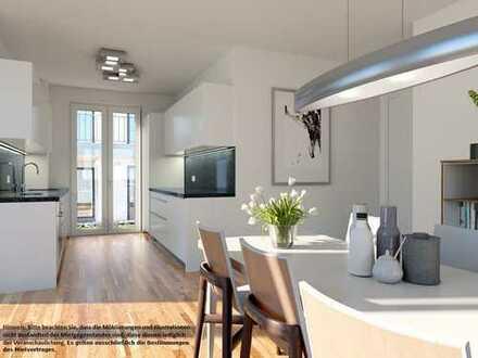 ERSTBEZUG - Exklusive Neubauwohnung mit Fußbodenheizung, Terrasse, TG-Stellplatz