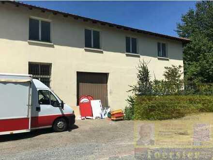 3EUR/m²,EG ca.600m² Lager/Werkstatt (evtl.m.kleiner Kühlzelle) PF