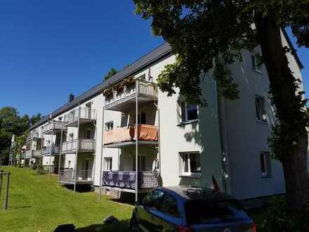 ACHTUNG NEU AB SOFORT! :-) :-) 3-Zimmer-Wohnung mit Balkon im GRÜNEN Plauen :-) :-)
