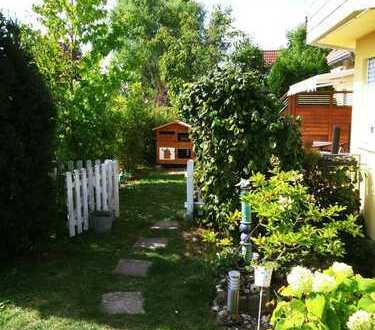 Privatverkauf! Sonnige 4-Zimmer-Wohnung auf 2 Ebenen mit großem Garten