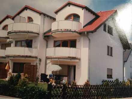 Gepflegte 3-Zimmer-Maisonette-Wohnung mit Garten in Bingen am Rhein