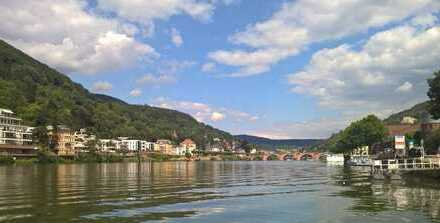 Schöner Wohnen am Fluss! Top Lage Neckarufer Heidelberg Neuenheim.