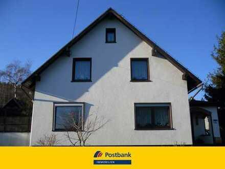 Attraktives Einfamilienhaus mit Garten nahe der Uni-Stadt Ilmenau!