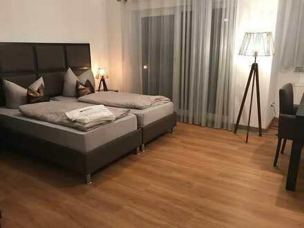 Voll möbliertes Apartment mit KFZ-Stellplatz