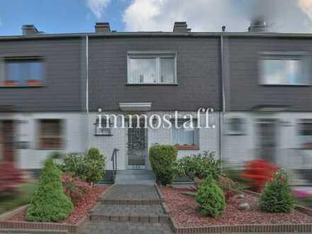 ALLES WAS DAS HERZ BEGEHRT! Reihenmittelhaus mit Garage & 2 Gärten zu verkaufen. PROVISIONSFREI!
