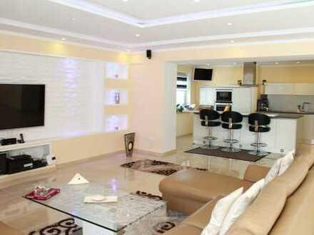 Moderne 3-Zimmer-EG-Wohnung mit Terrasse und Gartenanteil in sehr guter Lage in Bindlach