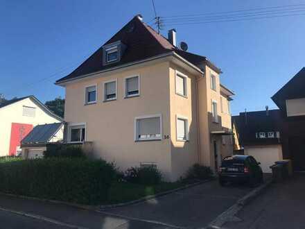 4-Zimmer-Wohnung mit Balkon und Garage in Murrhardt