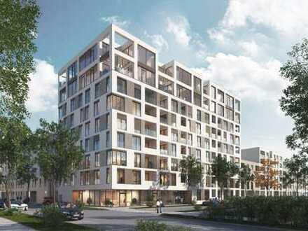 EASY - modern geschnittene 4-Zimmer-Wohnung mit Bad en suite