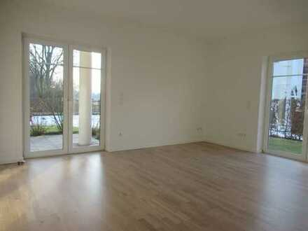 Neuwertige 2-Zimmer-Terrassenwohnung in Eversten mit Tiefgaragenstellplatz!