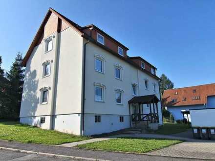 Sonnige 3-Zimmer-Wohnung mit Balkon in Weidhausen