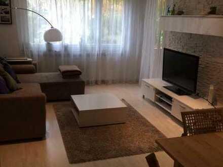 Schöne, helle 3-Zimmer-Hochparterre-Wohnung in ruhiger und zentraler Lage von Ditzingen-Hirschlanden