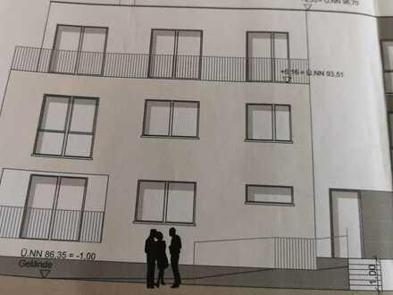 Stilvolle, neuwertige 2-Zimmer-Erdgeschosswohnung mit Balkon und EBK in Ginsheim-Gustavsburg