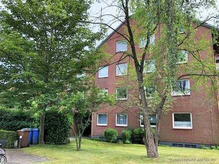 3,5 Zi.-Maisonette-Wohnung in Nähe zur Elbe und Stellplatz