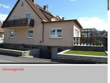 Zwei Häuser auf sonnigem Grundstück in Spaichingen! Ideal um Wohnen und Arbeiten zu verbinden!