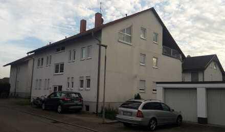 DG-Wohnung, 2 ZKB, Balkon