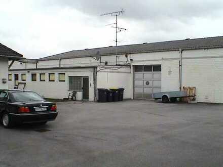 Maschinenhalle / Werkstatt 296 qm von Privat