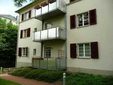 Familienfreundliche 5-Raum-Wohnung mit 2 Bädern & Balkon