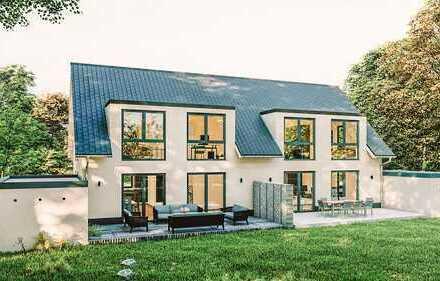 NEUBAU! Doppelhaushälften in exklusiver Wohnlage von Ratingen-Hösel mit Keller!