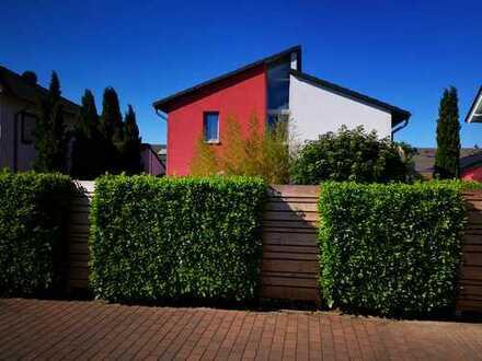 Schönes, modernes Einfamilienhaus im Grünen am Rand von Oppenheim