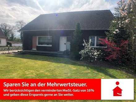 Gepflegtes Wohnhaus mit traumhaften Ausblick in Strudden kurz vor Friedeburg