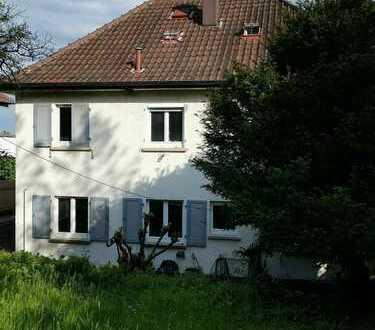 2-Familienhaus mit zusätzlichem Bauplatz