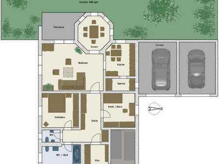 3,5-Zimmer Wohnung mit Garten in Lappersdorf (bei Regensburg)