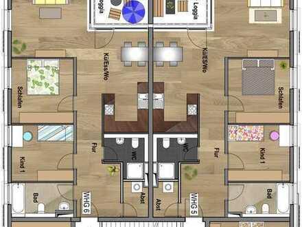 1.Obergeschoss - Wohnung 05