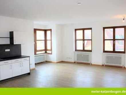 3-Zimmerwohnung mit Tiefgarage und Küche in ND-Zentrum