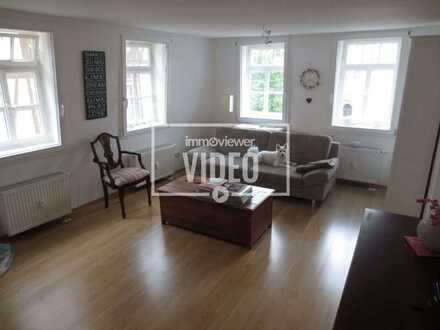Helle und gemütliche Dreizimmerwohnung im Zentrum von Bad Wimpfen zu verkaufen!