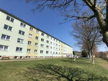 Freundliche 3-Raum-Wohnung mit Fernblick