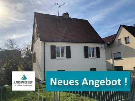 ++ Familienglück im neuen Heim! Kleines freistehendes Haus mit 4 Zimmern und Garten ++