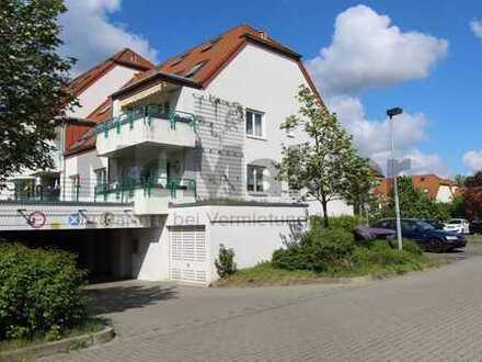 Kapitalanlage nahe Berlin: Vermietete 3-Zi.-ETW mit Südbalkon in Wildau
