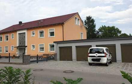 Zentrale 3-Zimmer-Wohnung mit Balkon in Klosterlechfeld