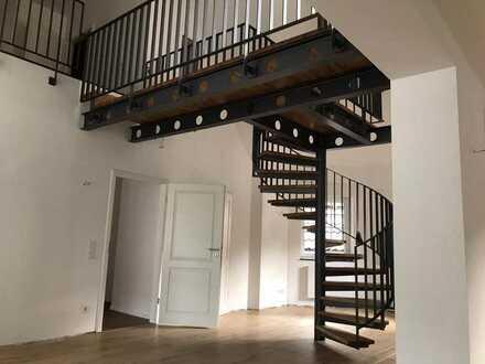 Traumhaft schöne, neu errichtete Maisonette-Wohnung mit Balkon