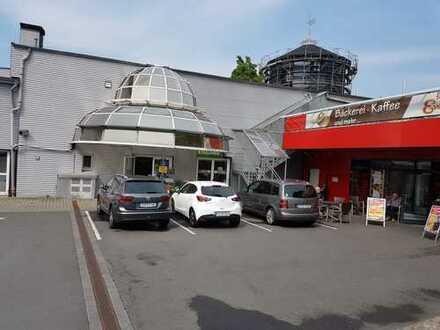 Zentralmarkt am Zentralpunkt direkt neben der Bäckereifiliale Evertzberg, Fläche teilbar