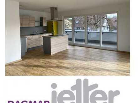 Repräsentative 4,5-Zimmer-Penthouse-Wohnung in zentraler Lage von Balingen!