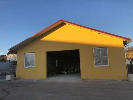 Lagerkalthalle in verkehrsgünstiger Lage - Nahe Schwarzenfeld