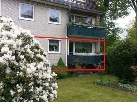 Eigentumswohnung in ruhiger Lage von HH-Meiendorf