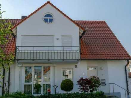 Schönes gepflegtes Haus in begehrter Top-Lage in Forst (Baden)