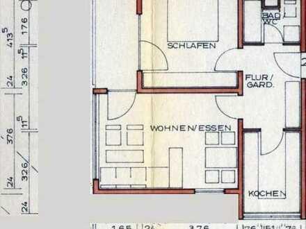 ES-Berkheim 2 Zimmer Wohnung mit Balkon