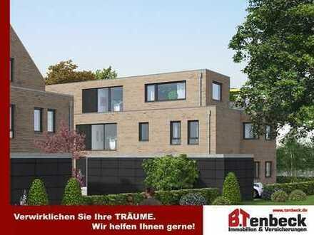 +++Haus 2! Moderne Eigentumswohnung (2) im Erdgeschoss mit Terrasse u. Stellplatz in Borken - Burlo!