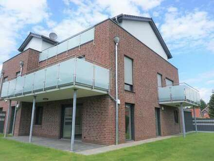 Neubau! Erstbezug! Barrierefreies Wohnen in einer attraktiven 3 ZKB Erdgeschossswohnung!