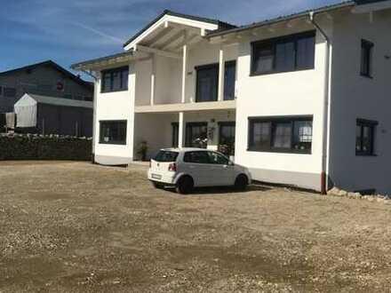 *Provisionsfrei* Neubau-Gewerbehaus in Massivbauweise, gehobene Ausstattung/Luft-WP -langfr. Mieter-