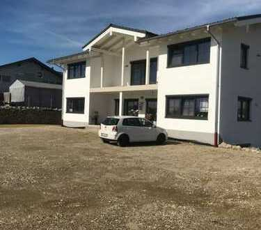 *Provisionsfrei* Neubau-Gewerbehaus in Massivbauweise mit gehobener Ausstattung/Luftwärmepumpe.