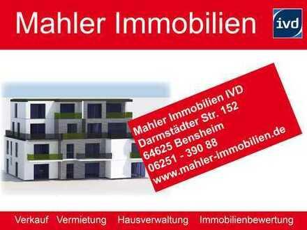 Wohnen und Leben an der Bergstraße - Neubau Eigentumswohnungen in Alsbach-Hähnlein