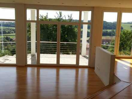 Large Apartment with 2.5 rooms (ca. 120m²) with beautifuly view at the outskirts of Holzgerlingen