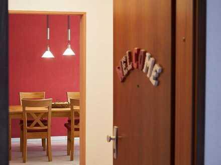 Ihre Suche hat ein Ende -  gepflegte 3,5 Zimmer Wohnung  mit Balkon  in ruhigem Wohngebiet!